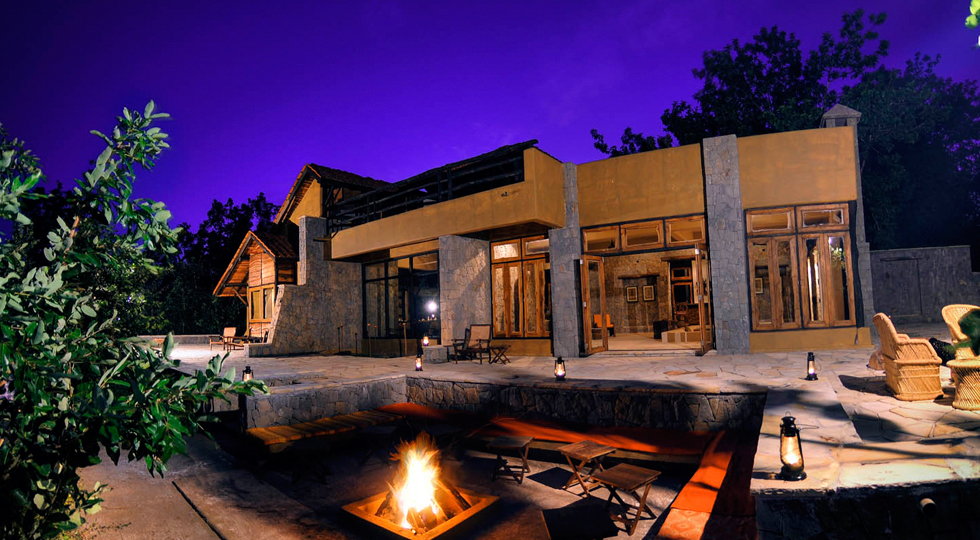 Property review: Kanha earth lodge-www.rahagiri.com