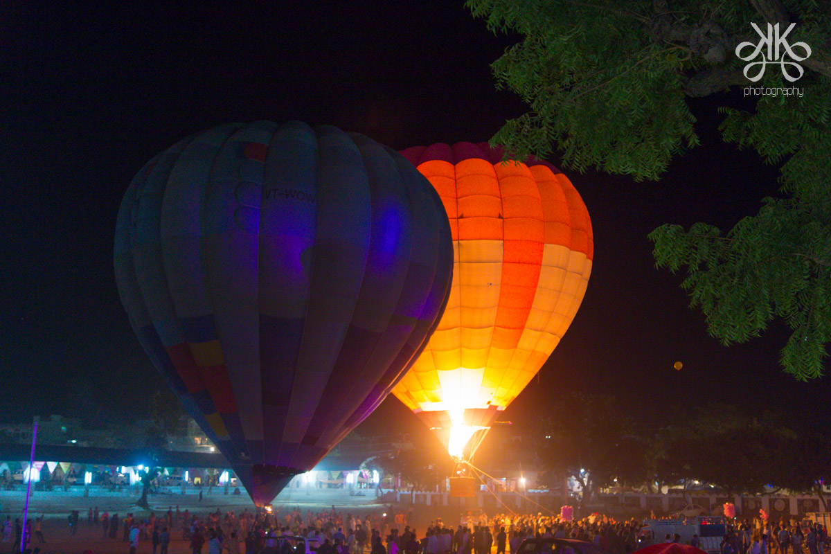 hot air balloon safari; kaynat kazi; travel pics; pushkar
