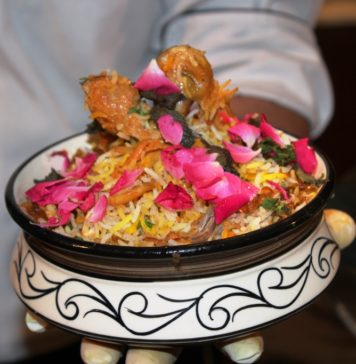 Murg Gulab Biryani by Chef Shailendra Singh-Rahagiri-Food-©Kaynat Kazi Photography-www.rahagiri.com-19