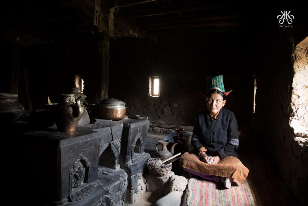 600 years kitchen-Kaynat Kazi Photography-Ladakh