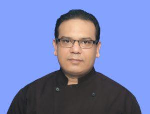 Chef Rajeev Kumar Bansal