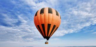 hot air baloon goa