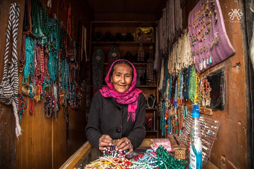 In the market-Leh Bazar-Ladakh-Kaynat kazi photography-2014