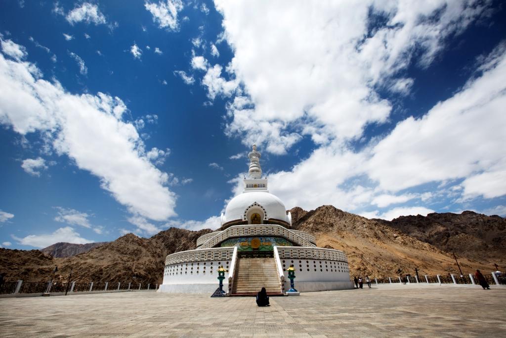 Shanti Stupa-Leh-Ladakh-Kaynat Kazi Photography-Ladakh-www.rahagiri.com