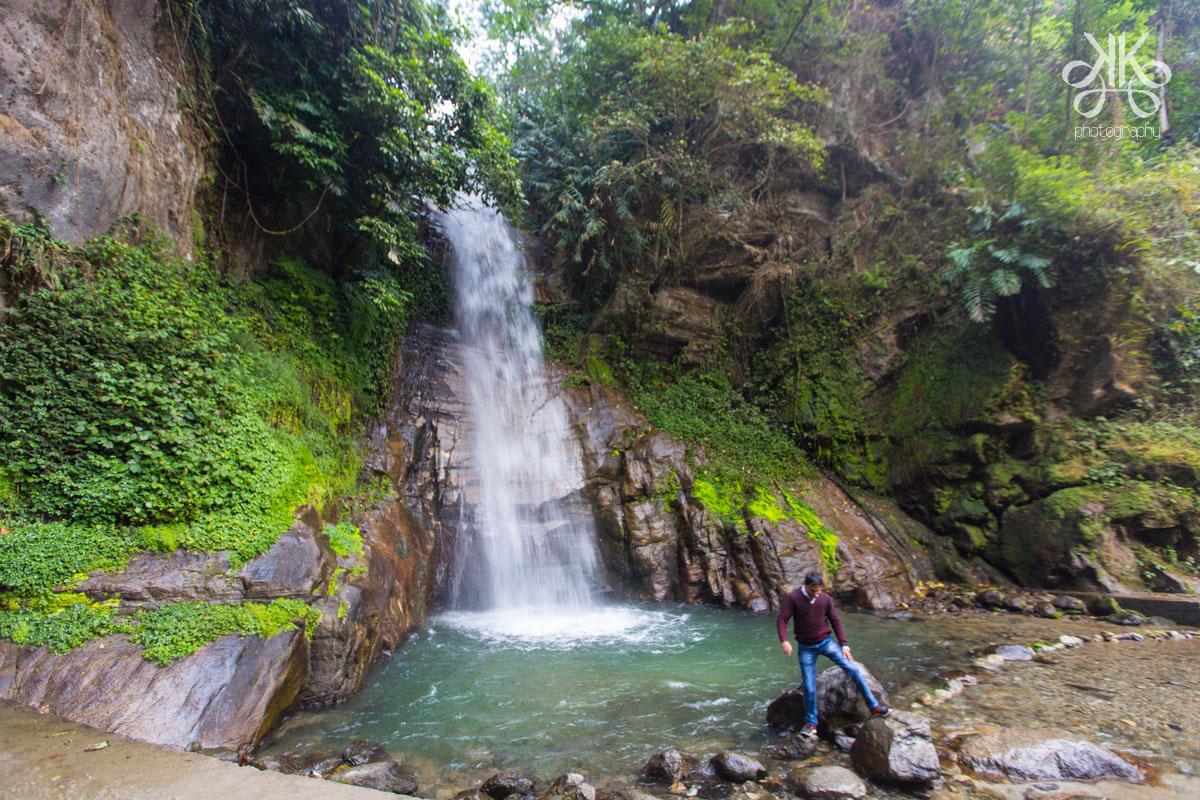 Banjakhri waterfalls-Gangtok-Sikkim-©Kaynat Kazi Banjakhdi water falls-Photography-www.rahagiri.com