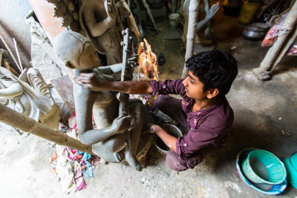 Idol making-Kumartuli-Kolkata-KaynatKaziPhotography-2016-8578
