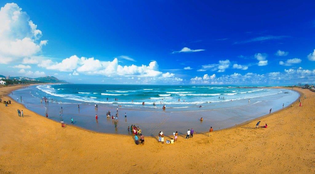 Beach-Vishakhapatnam