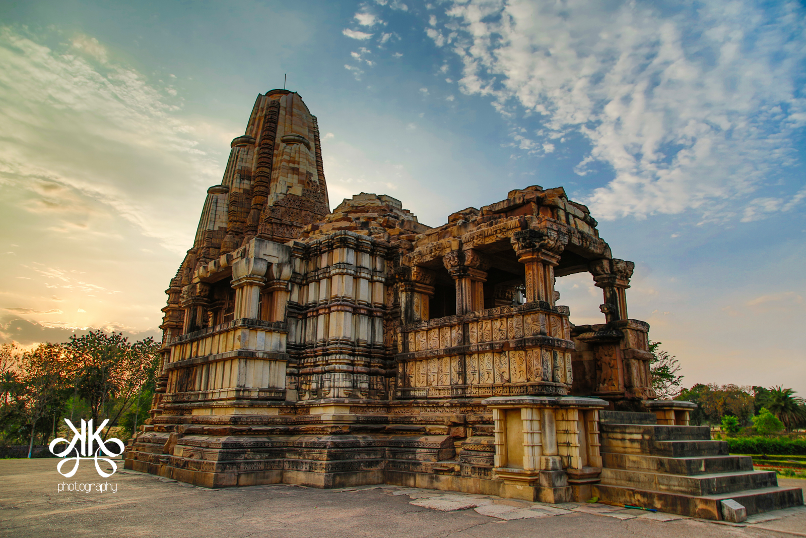 easter group of temples-khajuraho