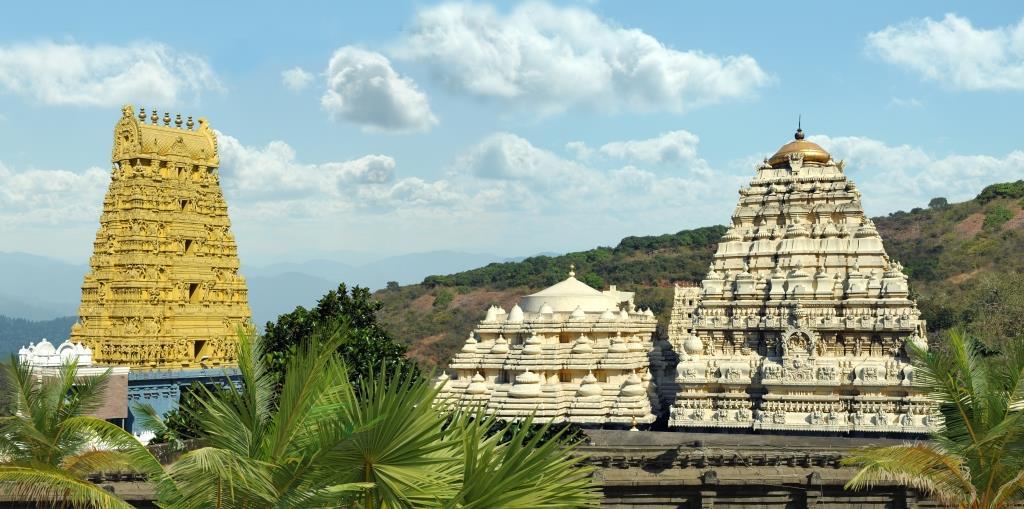 simhachalam Temple vishakhapatnam