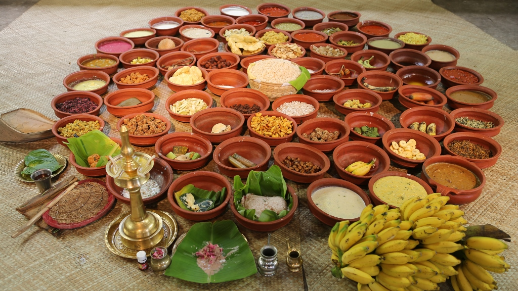 Aranmula_Vallasadya_dishes
