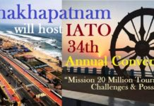 34th IATO Annual Convention, 6 – 9 September 2018, Vishakhapatnam