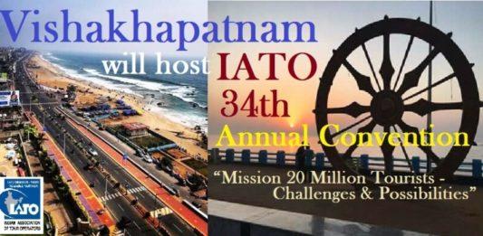 34thIATO Annual Convention, 6 – 9 September 2018, Vishakhapatnam