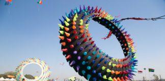 International Kite festival Ahmadabad