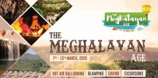 Meghalaya Tourism presents- The Meghalayan Age Festival,2020